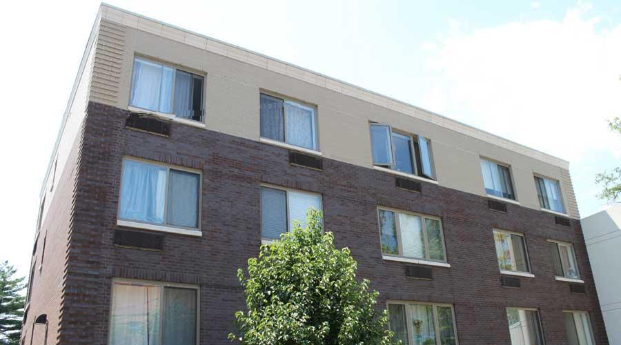 Apartment Building Masonry Roma Masonry Inc