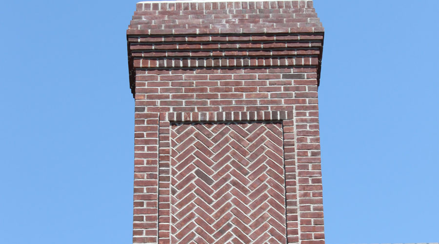 Custom Chimney Brickwork Roma Masonry Inc