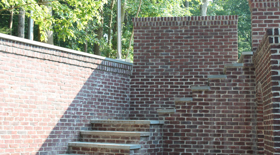 Malls In Ct >> Stoops & Stairs | Roma Masonry, Inc.
